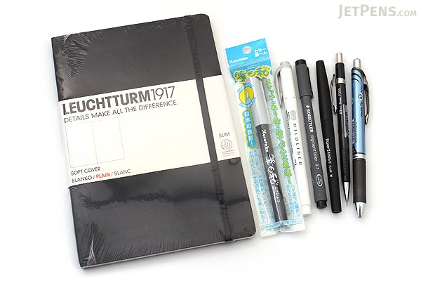 Jetpens Sketchnote Starter Kit