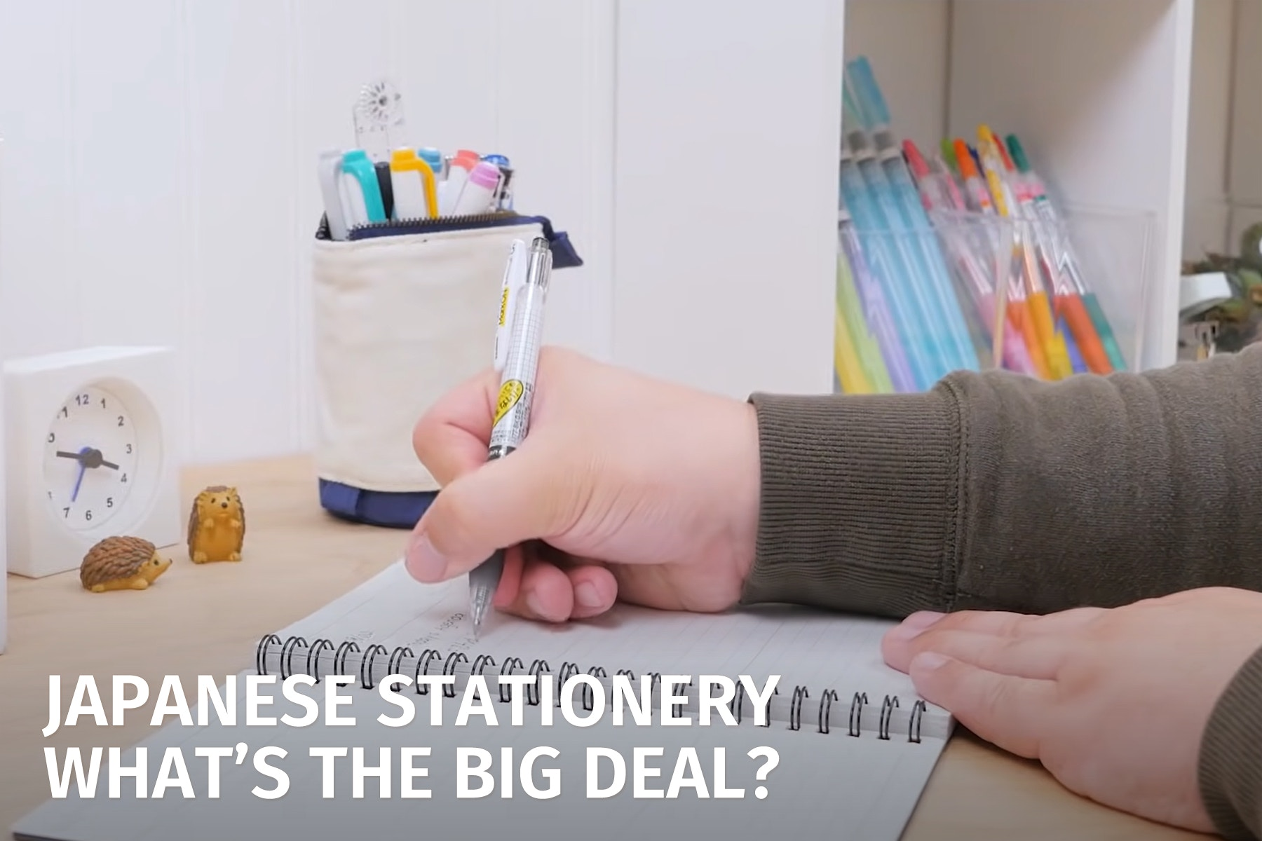 Anese Stationery What S The Deal
