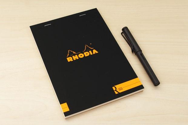 ae4bf4b8180a Rhodia R Premium Pad and Lamy Safari