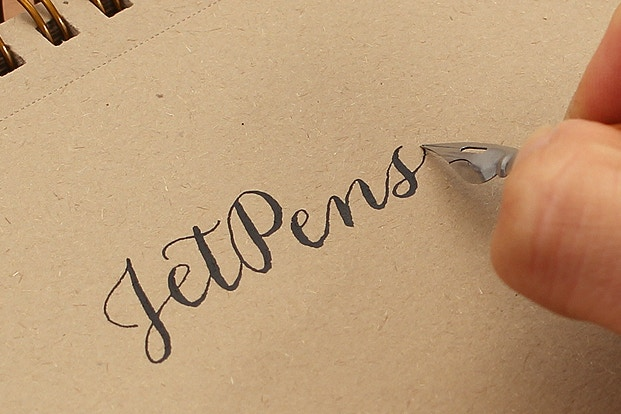 Calligraphy tips: solving common problems jetpens.com