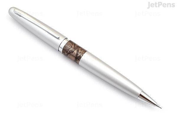 a8a52d980616 Pilot Metropolitan Mechanical Pencil - 0.5 mm - Silver Python - PILOT  MRHC1PYT ...
