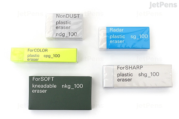 Amazon.com : Seed eraser colorful radar Light 100 EP-KL100 ...