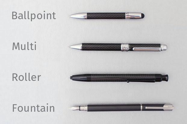The Best Carbon Fiber Pens