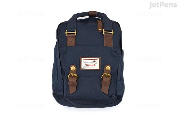 20566fabf2cc Doughnut Macaroon Mini Backpack - Navy - DOUGHNUT D124-0069-F ...