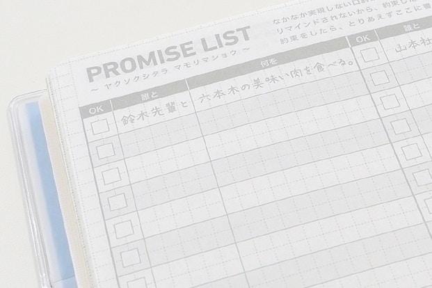 Promise List
