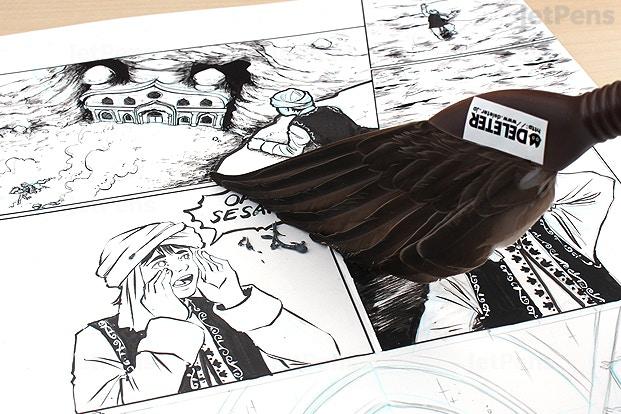 The Best Manga And Comic Art Supplies Jetpens