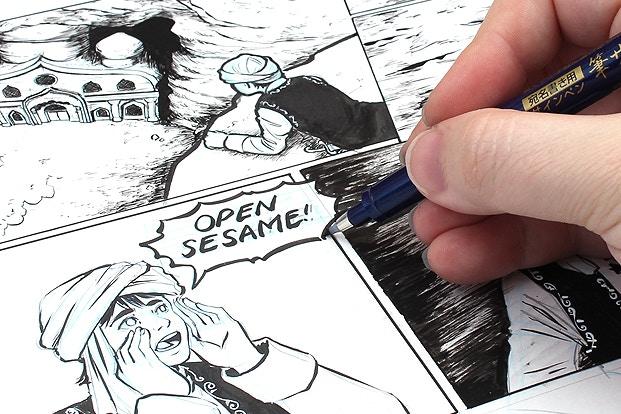 The Best Manga and Comic Art Supplies | JetPens