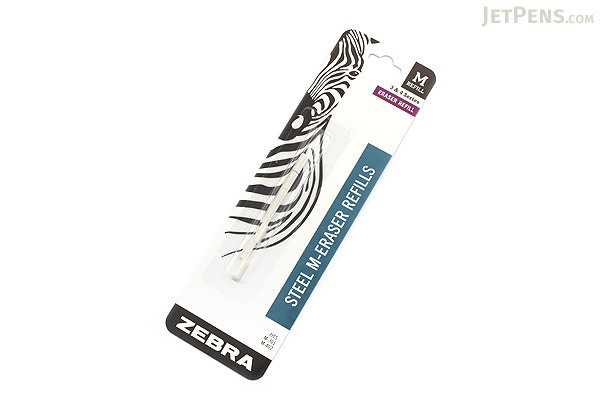 Zebra Mechanical Pencil Eraser Refill for M-701 M-301 M