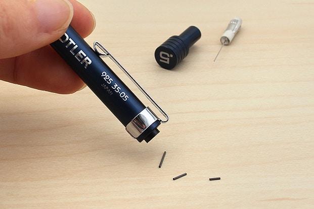 How to Clear a Mechanical Pencil Lead Jam | JetPens