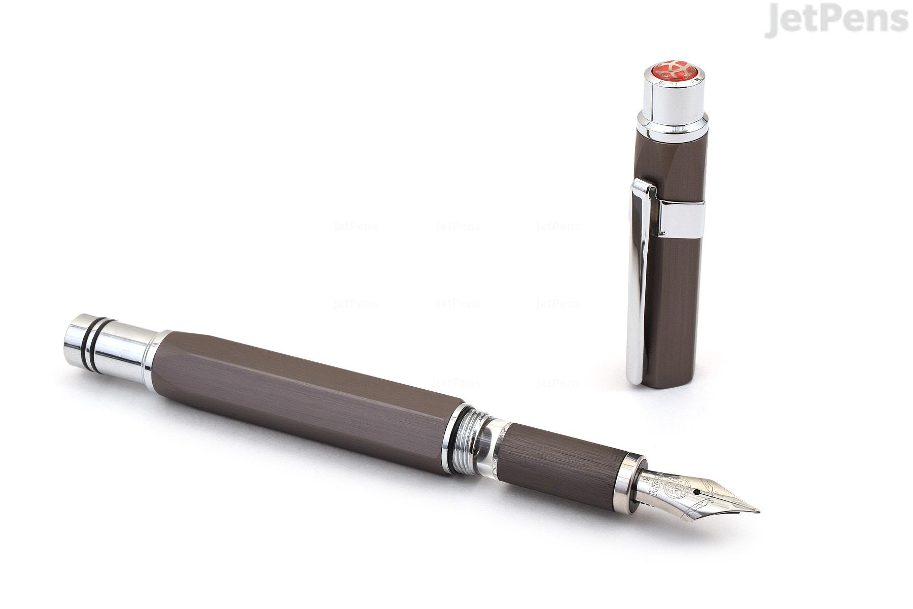 Twsbi Precision Fountain Pen Extra Fine Nib Parts Diagram