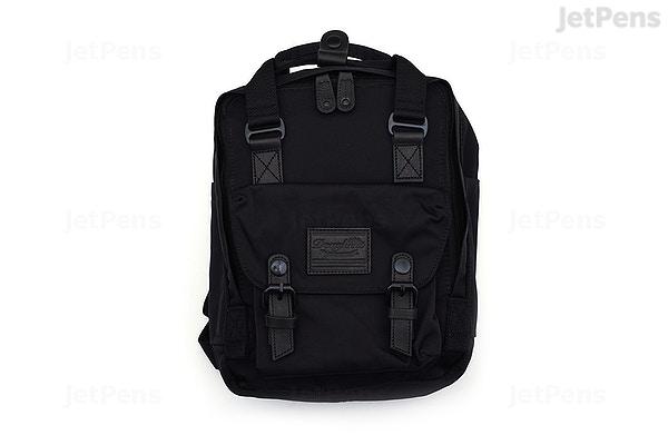 8a4c9e9d7 JetPens.com - Doughnut Macaroon Mini Backpack - Black Series Black