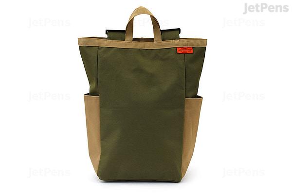 1dadc235ec0d Mark s Family Backpack - MOMmaME x Tocotoco - Khaki - MARK S ...