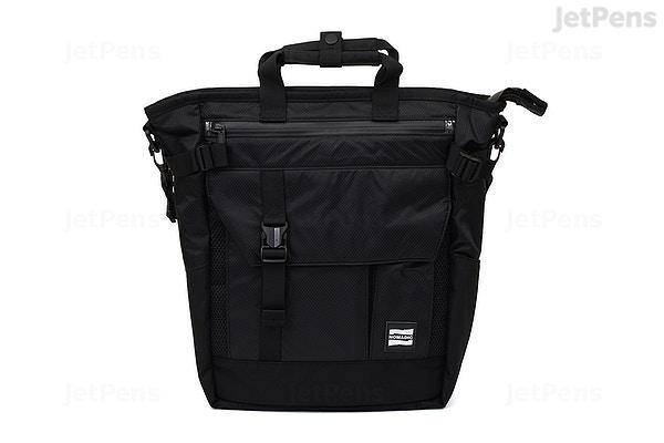 Nomadic Ma 73 3way Tote Bag Black