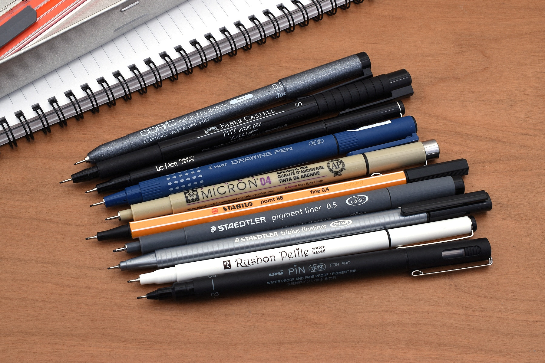 The 33 Best Pens for 2019: Gel, Ballpoint, Rollerball, and