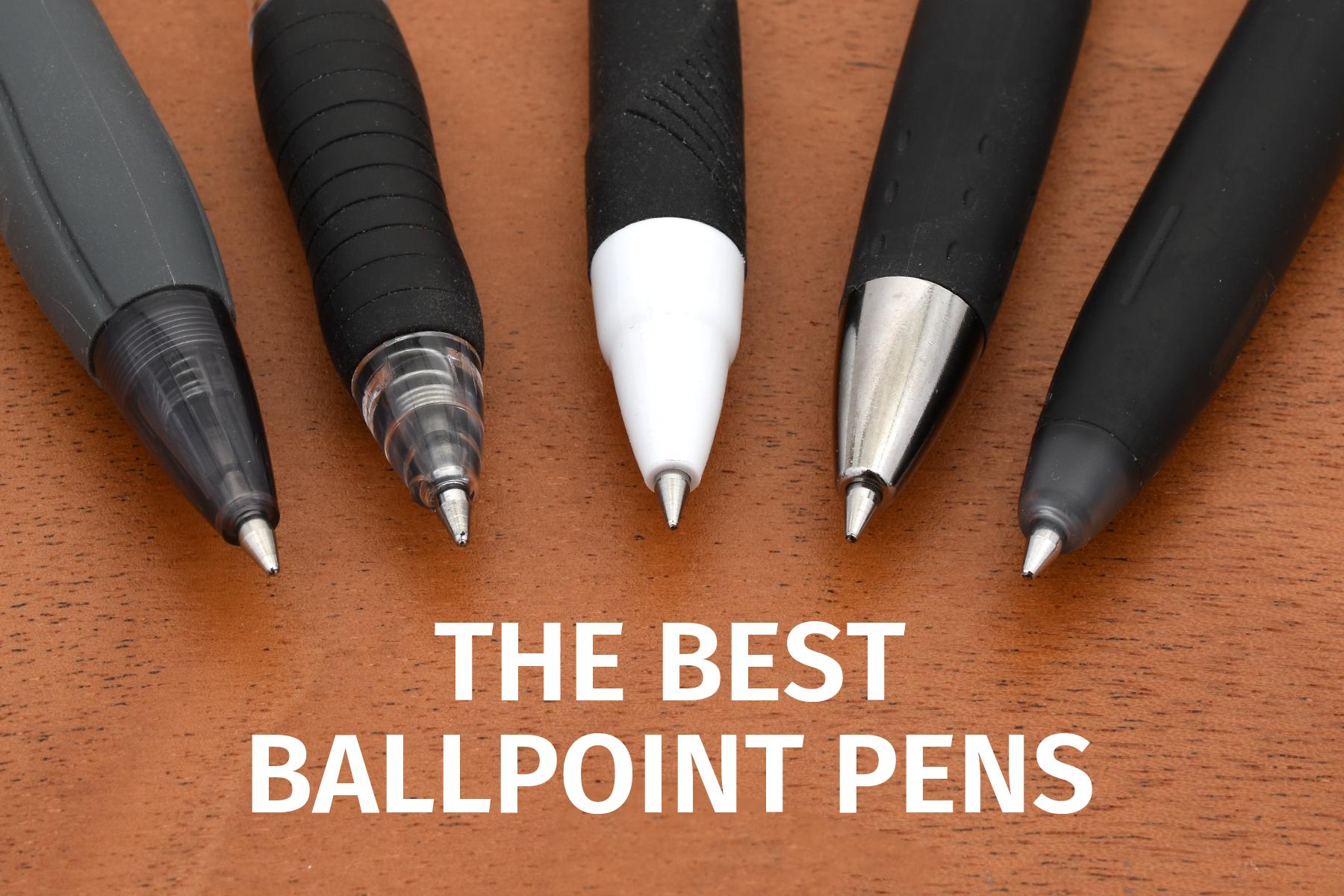 The Best Ballpoint Pens | JetPens