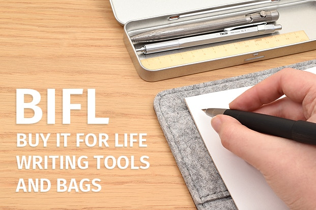 78ffd50e78 Buy It For Life  Writing Tools and Bags