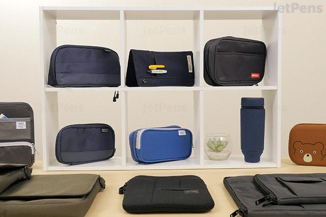 a2e1facaa9 Lihit Lab Teffa Bag in Bag - A5 - Black
