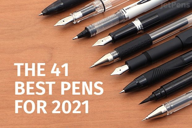The 33 Best Pens For 2019 Gel Ballpoint Rollerball And