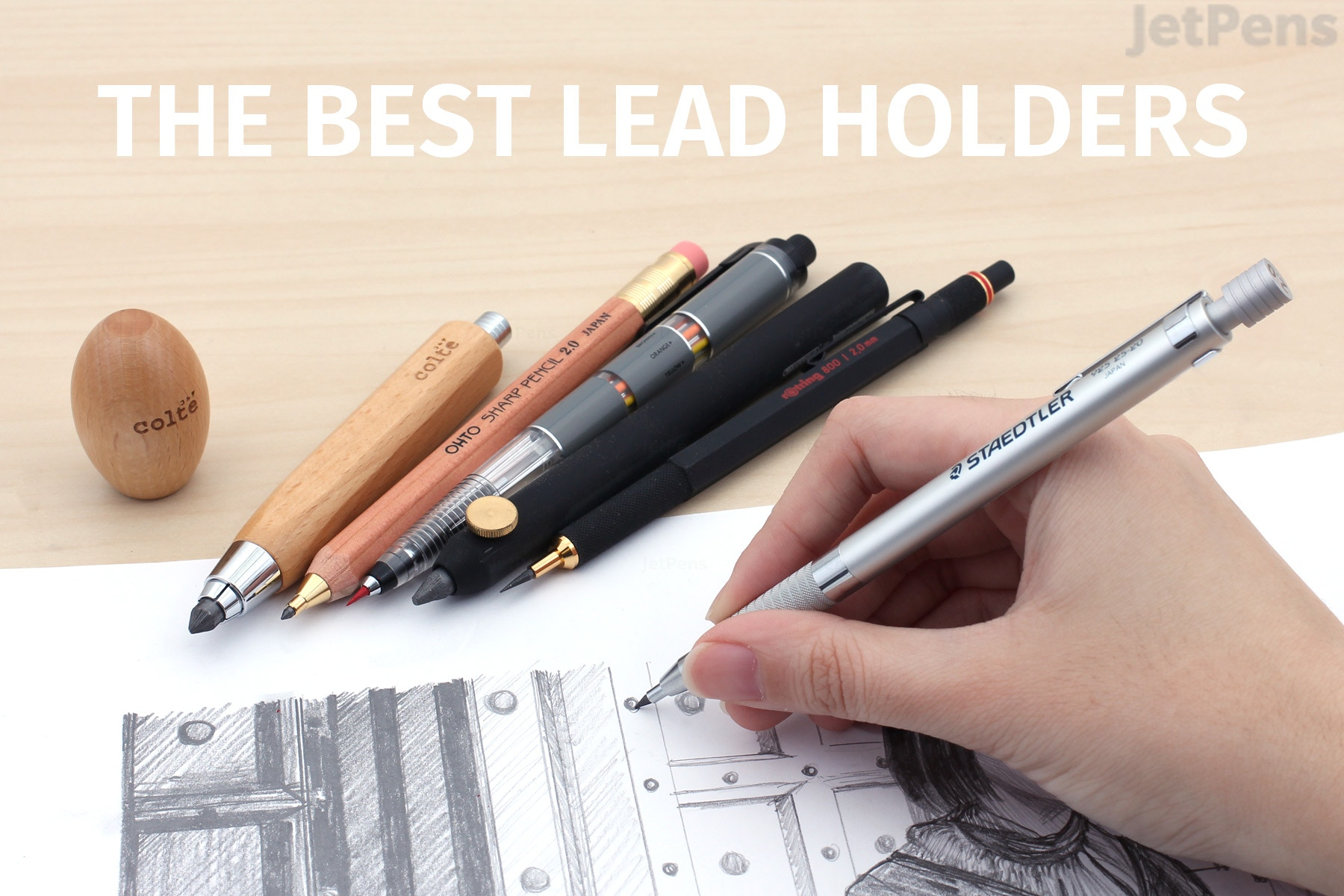 The best lead holders jetpens