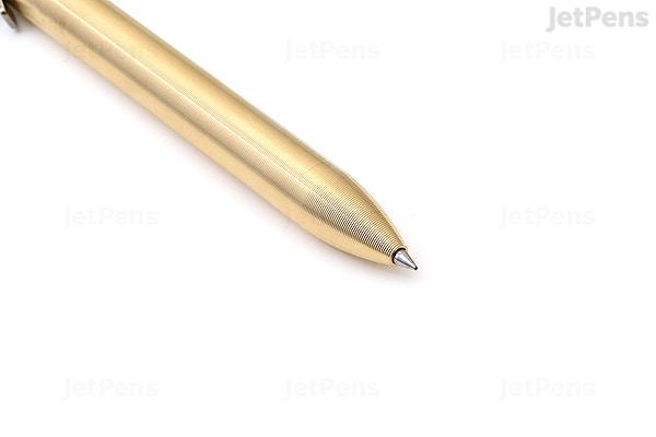 Tactile Turn Bolt Action Pen Bronze Jetpens